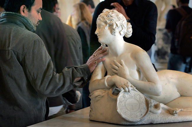 Musee du Louvre. *** Louvre museum, Paris.