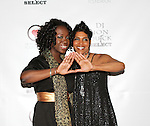 Guest and Marlene Duperley attend Beauty and the Beat Vol 2: Heroines for Haiti Hosted by Actress Bobbi Baker-James With DJ Jon Quick Select, The Hip Hop Loves Foundation and Love No Limit Honoring Model Maya Haile, Doris Haircare CEO Marlene Duperley, JRT Multimedia LLC Founder Jocelyn Taylor, Lamb to a Lion Productions CEO Setor Attipoe, Wagner Wolf Publishing CEO and Author Shermian P. Daniel, MD, Cute Beltz Clothing Company Owner Kristen Stevens, Johnny Vincent Swimwear Owner and Chief Designer Celeste Johnny and Visual Artist and Hip Hop Loves Boxing Programs in NYC and LA Founder Vanessa Chakour - Music by DJ Vidal, DJ CEO and DJ Jon Quick Held at Cielo, New York 3/25/2011