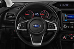 Car pictures of steering wheel view of a 2018 Subaru Crosstrek 4wd 5 Door SUV