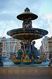 FRANCE, Paris, Fountain at Place de la Concorde, PARIS