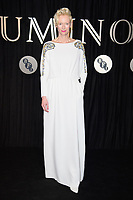 TIlda Swinton<br /> arriving for the BFI Luminous Fundraising Gala 2017 at the Guildhall , London<br /> <br /> <br /> &copy;Ash Knotek  D3316  03/10/2017