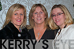 Attending the Mucrkoss Rowing Club Fasion Show in The Killarney Oaks Hotel on Friday night were Marea o? B O'Connor, Kenmare, Anne O'Connor, Killarney and Ciara Irwin Foley, Killcummin.   Copyright Kerry's Eye 2008