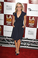 Rachael Harris at Film Independent's 2012 Los Angeles Film Festival Premiere of 'To Rome With Love' at Regal Cinemas L.A. LIVE Stadium 14 on June 14, 2012 in Los Angeles, California. &copy;&nbsp;mpi21/MediaPunch Inc. NORTEPHOTO.COM<br />