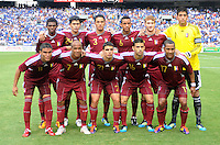 Venezuela starting eleven. El Salvador National Team defeated Venezuela 3-2 in an international friendly at RFK Stadium, Sunday August 7, 2011.