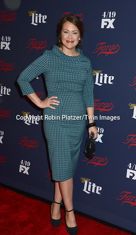 Amber Nash attends FX's 2017 All-Star Upfront on  April 6, 2017 at SVA Theater in New York, New York, USA. <br /> <br /> photo by Robin Platzer/Twin Images<br />  <br /> phone number 212-935-0770