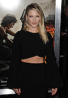 www.acepixs.com<br /> <br /> January 23 2017, LA<br /> <br /> Ali Larter arriving at the premiere of 'Resident Evil: The Final Chapter' at the Regal LA Live on January 23, 2017 in Los Angeles, California.<br /> <br /> By Line: Peter West/ACE Pictures<br /> <br /> <br /> ACE Pictures Inc<br /> Tel: 6467670430<br /> Email: info@acepixs.com<br /> www.acepixs.com