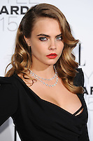 Cara Delevingne at the Elle Style Awards 2015 at Sky Bar, Walkie Talkie Building, London, 24/02/2015 Picture by: Steve Vas / Featureflash