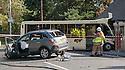 West Barns Bus Crash