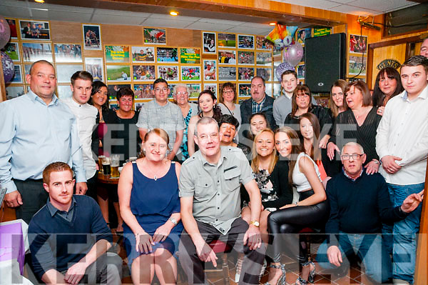 50th Birthday: Paula Dunn, Listowel celebrating her 50th birthday with family & friends at Mike the Pie's Bar, Listowel on Saturday night last.