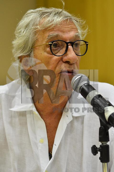 SÃO PAULO, SP, 14, DE FEVEREITO 2012 – FIESP DIVULGA ÍNDICE DE EMPREGOS – Paulo Francine, diretor do Instituto de Pesquisas Econômicas da FIESP, divulgou essa tarde o mais recente índice de empregos, na tarde de terça-feira (14), na sede da instituição. (FOTO: CAIO BUNI / NEWS FREE).