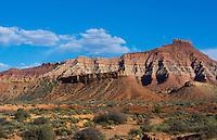 Zion National Park Utah boulders and colorful landscape Zion