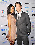 Zoe Saldana and Keith Britton attends The 14th Annual Impact Awards Gala held at The Beverly Wilshire Hotel in Beverly Hills, California on February 25,2011                                                                               © 2010 DVS / Hollywood Press Agency