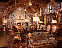 Hearst Castle: Gothic Dining Room (Finley-Holiday Films)