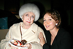 Celeste Holm (Karen Richards - ALL ABOUT EVE) & Kate Burton (Karen Richards - APPLAUSE).attending the closing night after party for APPLAUSE at NY City Center Encores!.New York City,.February 10, 2008.