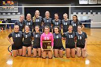 Varsity Volleyball 10/25/18