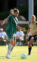 Niki Cross..Saint Louis Athletica tied 1-1 with F.C Gold Pride, at Anheuser-Busch Soccer Park, Fenton, Missouri.