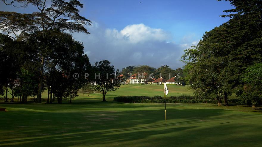 Windsor Golf & Country Club, Nairobi, Kenya. Picture Credit / Phil Inglis