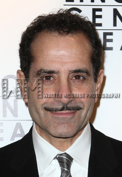 Tony Shalhoub attending the Broadway Opening Night After Party for The Lincoln Center Theater Production of 'Golden Boy' at the Millennium Broadway in New York City on December 6, 2012