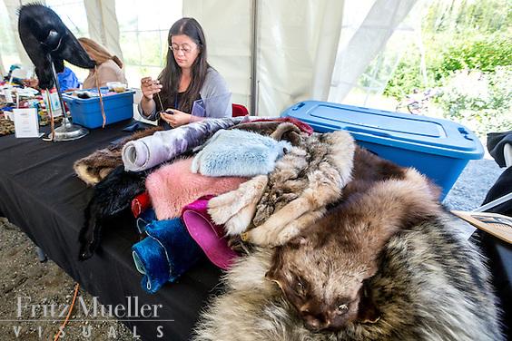 Adaka Cultural Festival 2016, Whitehorse, Yukon, Canada, Yukon First Nation Culture and Tourism Association, Kwanlin Dun Cultural Centre, Sarah McHugh