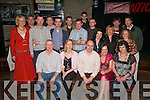Denny Herlihy Camp (seated centre) who celebrated his 40th birthday in the Granary bar Killarney on Saturday night   Copyright Kerry's Eye 2008
