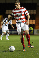 Michael Devlin in the St Mirren v Hamilton Academical Scottish Communities League Cup match played at St Mirren Park, Paisley on 25.9.12..