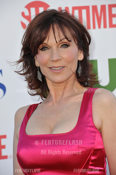 Marilu Henner at the CBS Summer 2011 TCA Party at The Pagoda, Beverly Hills..August 3, 2011  Los Angeles, CA.Picture: Paul Smith / Featureflash