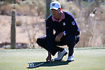 Matt Kuchar (USA) in action during Day 2 of the Accenture Match Play Championship from The Ritz-Carlton Golf Club, Dove Mountain, Thursday 24th February 2011. (Photo Eoin Clarke/golffile.ie)