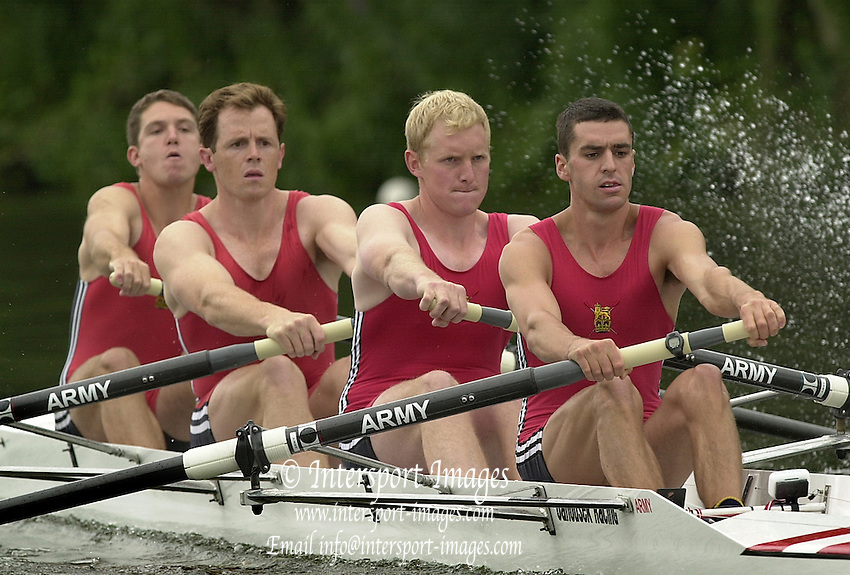 03/07/03/03 .2003 Henley Royal Regatta - Thurs..Wyford Challenge Cup - Army Rowing Club... 2003 Henley Royal Regatta , Henley Reach . HRR.