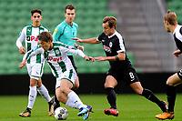 GRONINGEN - Voetbal, FC Groningen - Preussen Munster  oefenwedstrijd , Noordlease stadion, seizoen 2017-2018, 08-11-2017,   FC Groningen speler Ritsu Doan