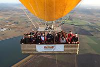 20140831 August 31 Hot Air Balloon Gold Coast