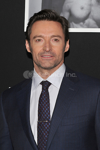 NEW YORK, NY - FEBRUARY 24: Hugh Jackman at the Twentieth Century Fox Special screening of Logan and Fan Event at Jazz at Lincoln Center's Frederick P. Rose Hall in New York City on February 24, 2017. Credit: John Palmer/MediaPunch