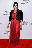 "NEW YORK CITY - APRIL 20: Sonoo Mishra, Costume Designer attends National Geographic's ""Genius: Picasso"" red carpet event at the Tribeca Film Festival at the BMCC Tribeca Performing Arts Center on April 20, 2018 in New York City. (Photo by Anthony Behar/National Geographic/PictureGroup)"