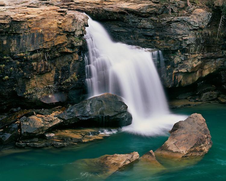 Little River Falls; Little River Canyon National Preserve, AL