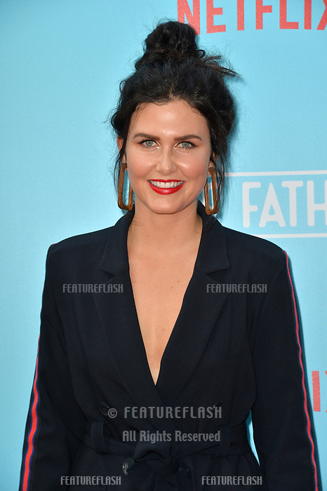 "Amber Hodgkiss at the Los Angeles premiere of ""Like Father"" at the Arclight Theatre, Los Angeles, USA 31 July 2018<br /> Picture: Paul Smith/Featureflash/SilverHub 0208 004 5359 sales@silverhubmedia.com"