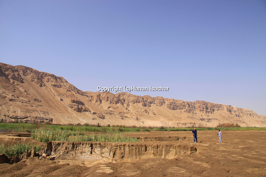 Dead Sea Valley, Einot Tzukim National Park
