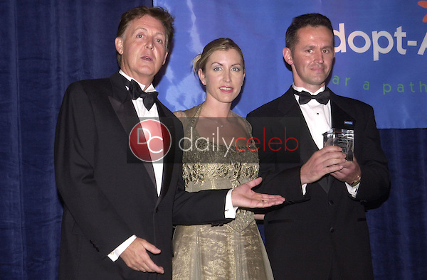 Paul McCartney, Heather Mills, Radosav Zikovic