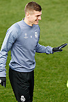 Real Madrid's Toni Kroos during training session. February 14,2017.(ALTERPHOTOS/Acero)
