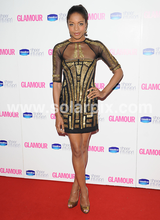 **ALL ROUND EXCLUSIVE PICTURES FROM SOLARPIX.COM**.**WORLDWIDE SYNDICATION RIGHTS**.Inside arrivals at the Glamour Women of the Year Awards 2010.  Held in Berkley Square, London, on Tuesday June 08, 2010...This pic:    Naoni Harris.JOB REF:    11427       SSD     DATE:08.06.2010.**MUST CREDIT SOLARPIX.COM OR DOUBLE FEE WILL BE CHARGED**.**MUST AGREE FEE BEFORE ONLINE USAGE**.**CALL US ON: +34 952 811 768 or LOW RATE FROM UK 0844 617 7637**