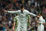 Real Madrid's Alvaro Morata during the match of UEFA Champions League group stage between Real Madrid and Legia de Varsovia at Santiago Bernabeu Stadium in Madrid, Spain. October 18, 2016. (ALTERPHOTOS/Rodrigo Jimenez)
