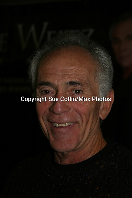 "General Hospital's Bruce Weitz ""Anthony appears at Big Apple Comic Con for autographs and photos on October 16 (and 17 & 18), 2009 at Pier 94, New York City, New York. (Photo by Sue Coflin/Max Photos)"