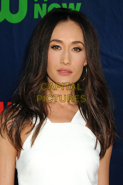 17 July 2014 - West Hollywood, California - Maggie Q. CBS, CW, Showtime Summer Press Tour 2014 held at The Pacific Design Center. <br /> CAP/ADM/BP<br /> &copy;Byron Purvis/AdMedia/Capital Pictures