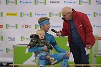 SCHAATSEN: HEERENVEEN: 09-11-2019, IJsstadion Thialf, Marathonschaatsen, ©foto Martin de Jong