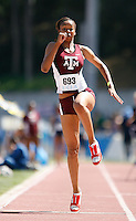 Rafer Johnson:Jackie Joyner-Kersee Invitational-Day 1.