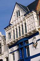 Europe/France/Nord-Pas-de-Calais/59/Nord/Flandre/Bray-Dunes: Villa du front de mer