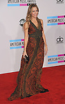 LOS ANGELES, CA. - November 21: Sheryl Crow arrives at the 2010 American Music Awards held at Nokia Theatre L.A. Live on November 21, 2010 in Los Angeles, California.