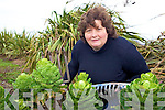 SOWING THE SEEDS: Carmel Carolan from Ballybunion who is to host a six-week gardening course at her home over the coming weeks.