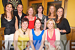 40TH CELEBRATIONS: Mary Coffey, Woodlawn, Killarney celebrated her 40th birthday in Corkery's Bar on Saturday night with family and friends. Pictured here with Mary are Eileen O'Connor, Cathy O'Connor, Mary B Murphy, Anne O'Connor, Breda Moran, Claire Wickham, Lizzie Murphy and Marie Maye.   Copyright Kerry's Eye 2008
