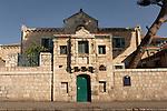 "Israel, Jerusalem, Thabor house on Ha-Neviim street (Street of the Prophets) in the ""Ethiopians neighborhood""<br />"