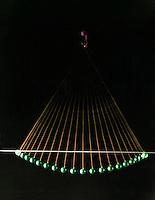 FREELY SWINGING PENDULUM<br /> Single Arc Pendulum