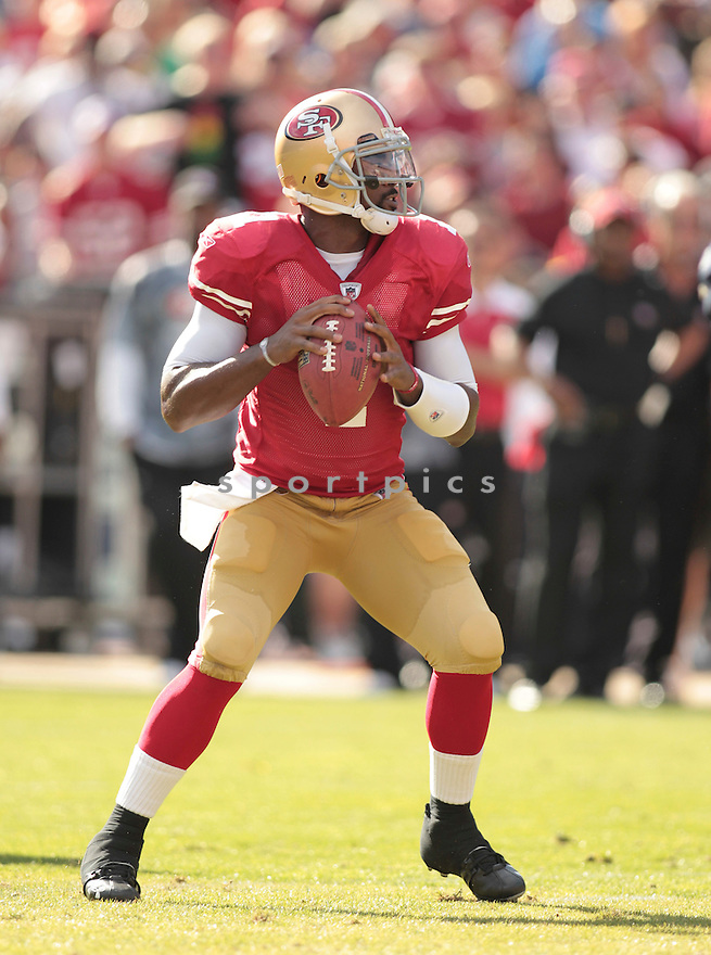 TROY SMITH, of the  San Francisco 49ers  in action during 49ers game against the ST. Louis Rams  on November 14, 2010 at Candlestick Park in San Francisco, California..San Francisco 49ers  beat the  ST. Louis Rams 23- 20.